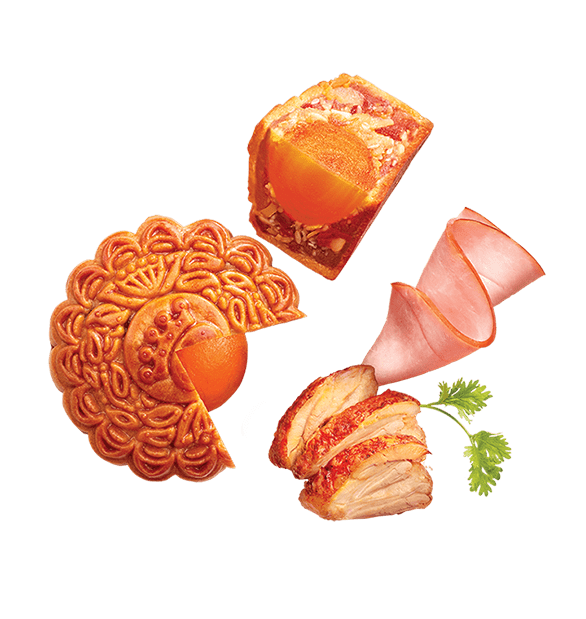 Gà Quay Jambon